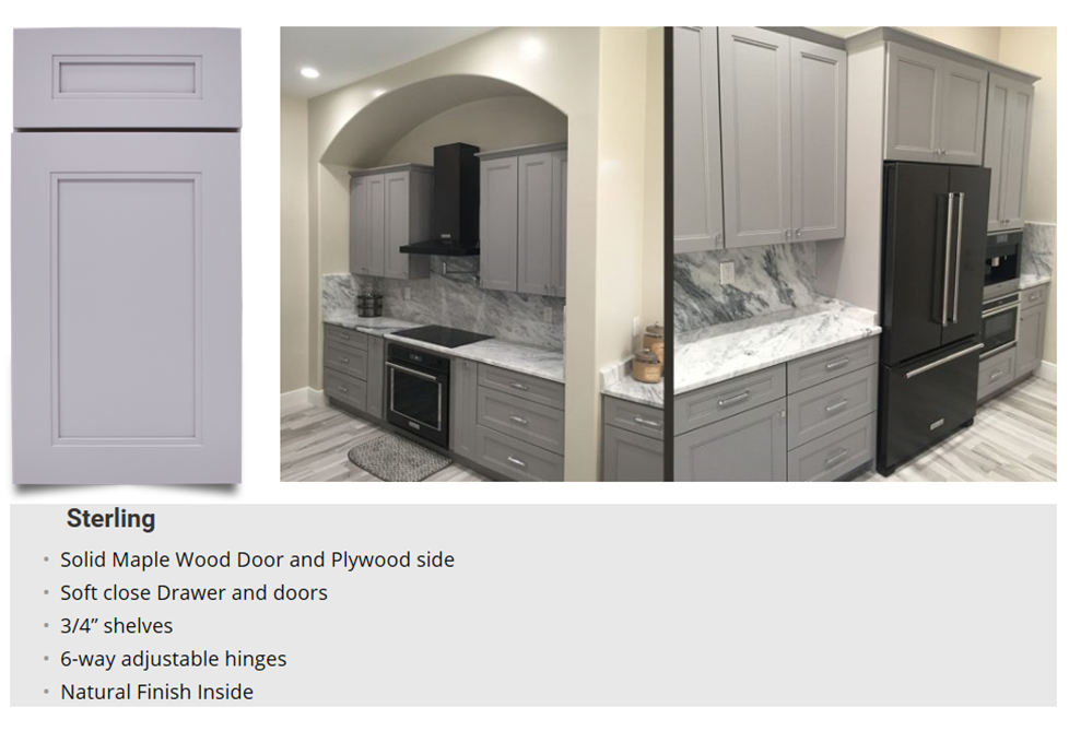 Galaxy Kitchen Inc. Installs Kitchen Cabinets in Stoughton, MA