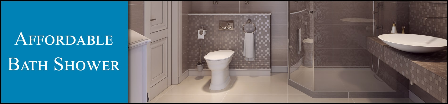 Affordable Bath Shower is a Bathroom Remodeling Company in ...