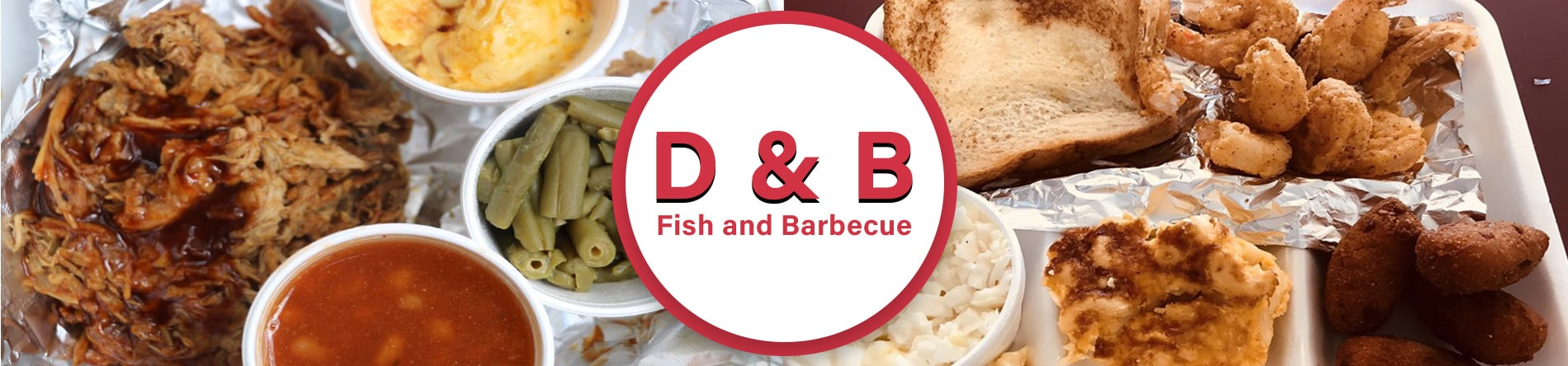 D&B Fish and Barbecue is a Soul Food Restaurant in ...