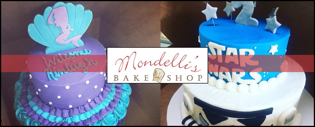Enjoyable Mondellis Bake Shop Is A Bake Shop In Lexington Ky Funny Birthday Cards Online Overcheapnameinfo