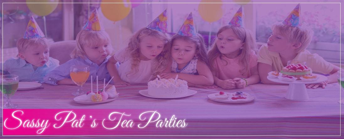 Kid's Tea Parties