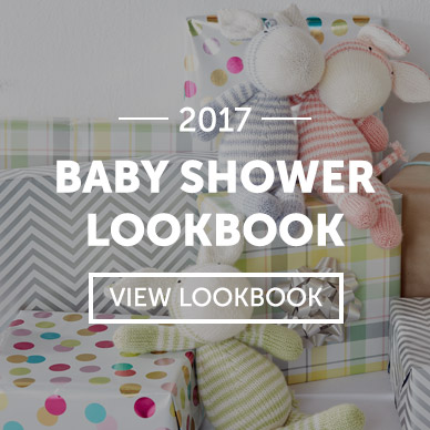 Baby Shower Lookbook