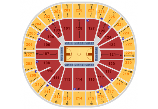 Key Arena Seattle Map.Seattle Storm Powered By Spinzo