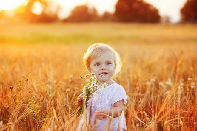 Playing Outside Supports Children's Spirituality