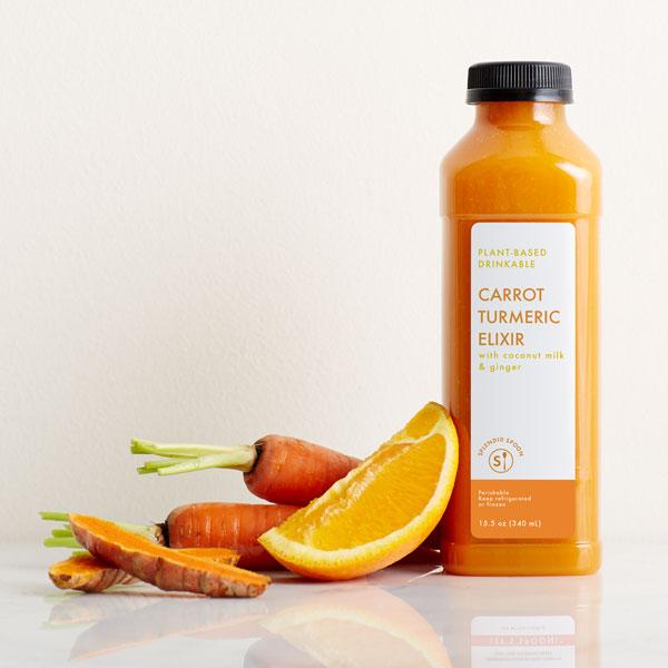 Carrot Turmeric Elixir Soup