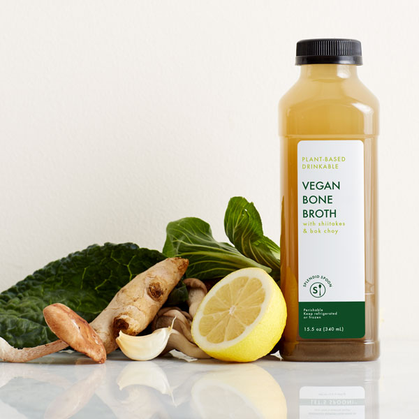 Vegan Bone Broth