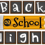 Back To School Night – August 29, 2017 5pm-7pm