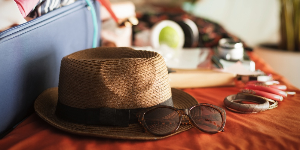 How to Pack + Travel in Style