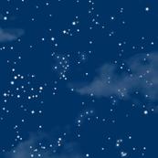 Summer Night Sky