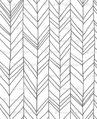 Featherland White/Gray