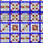 Bingo Cards 6on