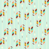 Small Arrows: Mint