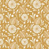 flora - gold