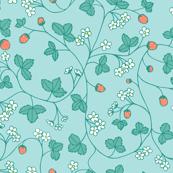 turquoise strawberry