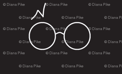 wizard glasses black