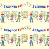 Science Fair Sketchbook