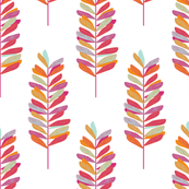 mini branch - pink