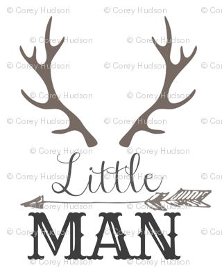 Little Man Arrow & Horns