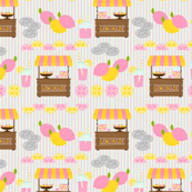 Pink Lemonade Stand