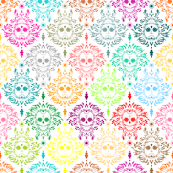 Dead Damask - Colorful