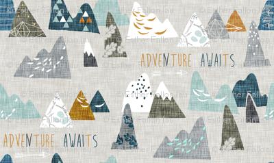 Adventure Awaits (earth) REGULAR