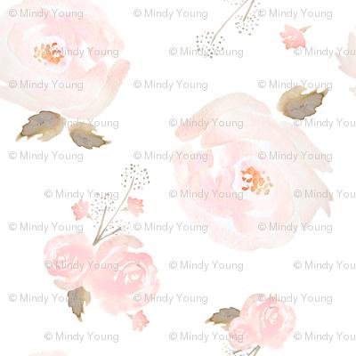 Indy Bloom Blush Rose B