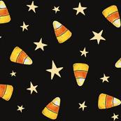 Candy_Corn_&_Stars_on_Black