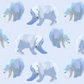 Glacier Bears [Medium Scale]