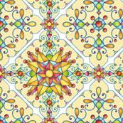 Alhambra Arabesque