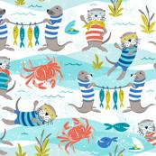 Otterly Fun - Summer Nautical