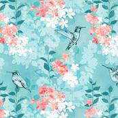 Hummingbird garden - small