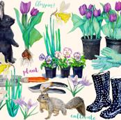 Garden Footprints
