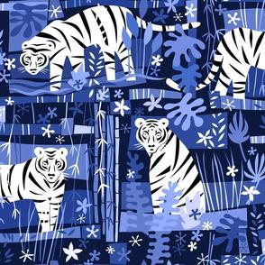 Tiger Tiger White