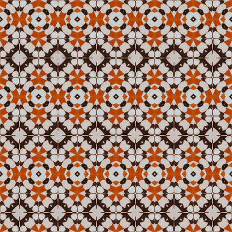 Mosaic South Pattern Moroccan 59 fabric by julia_dreams on Spoonflower - custom fabric