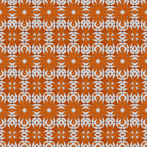 Mosaic South Pattern Moroccan 60 fabric by julia_dreams on Spoonflower - custom fabric