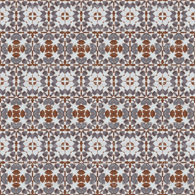 Mosaic South Pattern Moroccan 63