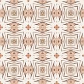 Tender Mosaic vintage geometric pattern 17