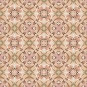 Tender Mosaic vintage geometric pattern 19
