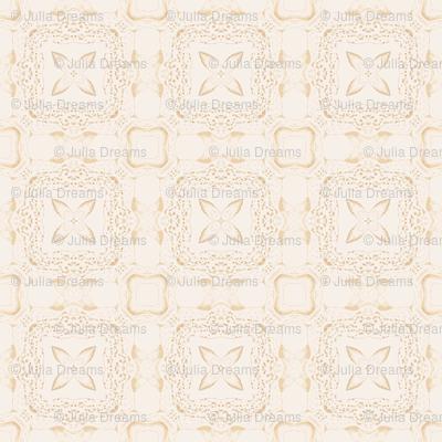 Tender Mosaic vintage geometric pattern 22