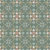 Tender Mosaic vintage geometric pattern28