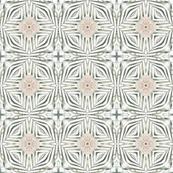 Tender Mosaic vintage geometric pattern 31