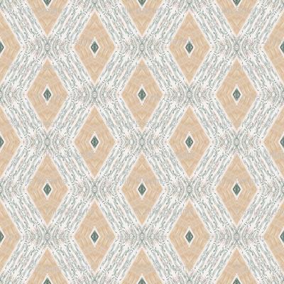 Tender Mosaic vintage geometric pattern 61