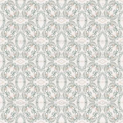 Tender Mosaic vintage geometric pattern 67