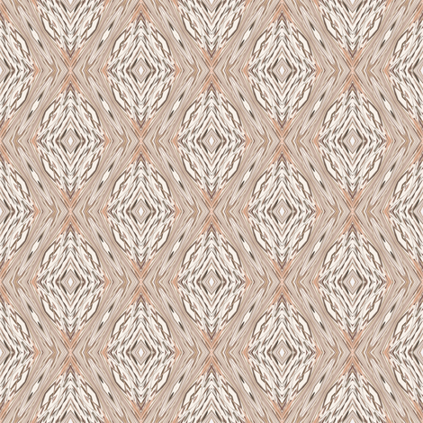 Tender Mosaic vintage geometric pattern 92 fabric by julia_dreams on Spoonflower - custom fabric
