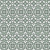 Tender Mosaic vintage geometric pattern 97