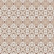 Tender Mosaic vintage geometric pattern 99