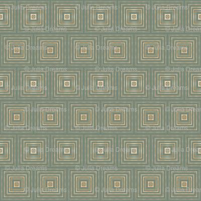 Tender Mosaic vintage geometric pattern 100