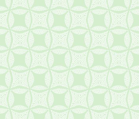 Knotwork fabric by leora_the_sane on Spoonflower - custom fabric