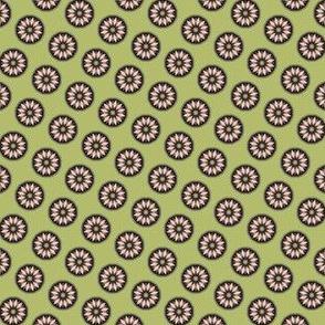 Fluer Medallions