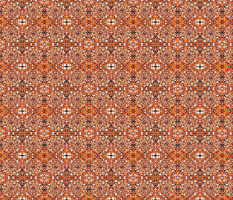 butterfly_tribal fabric by veronicairons on Spoonflower - custom fabric